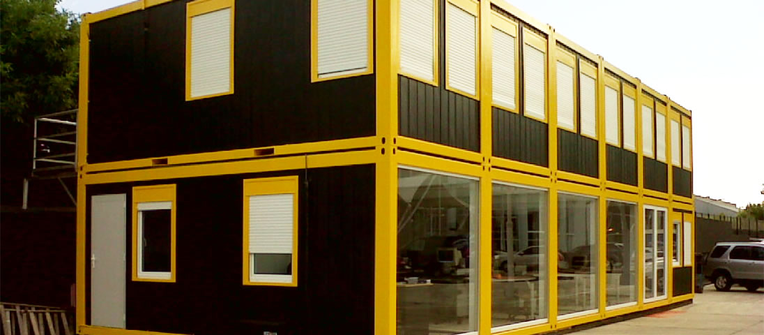 Portable Office Buildings : Portable offices mobile buildings temporary