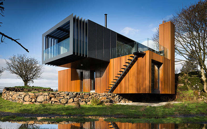 5 amazing iso container conversions - Amazing shipping container homes ...