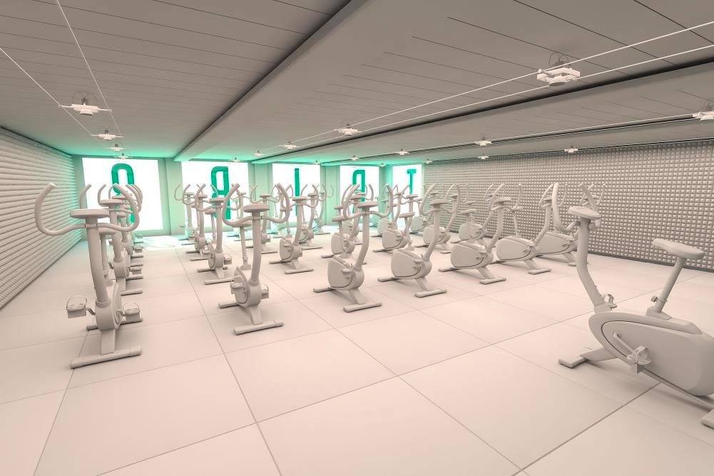 gym container conversion sheffield artists impression