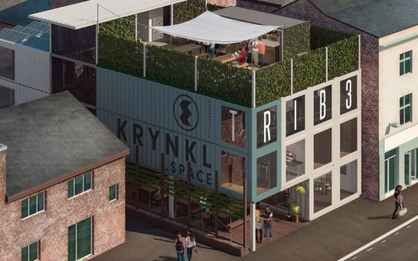 shipping container conversions houses bars sheffield krynkl