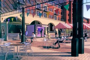 wolverhamptom market stalls architects designs
