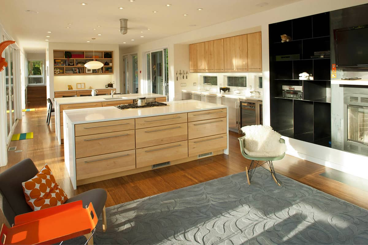 modern modular home house kitchen 2