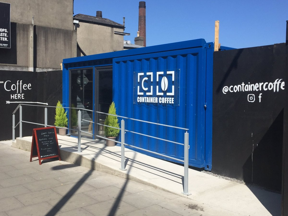container coffee dublin