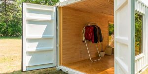 retail shipping container clothes boutique tw