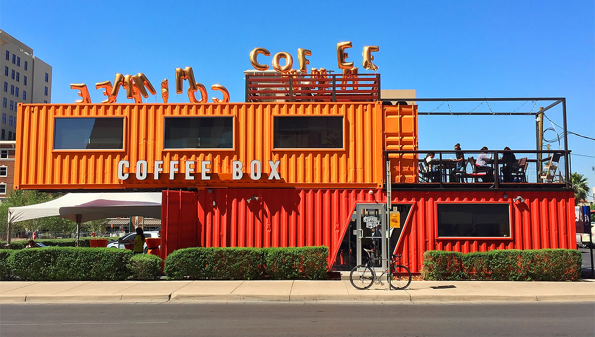 coffee box el paso