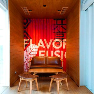 starbucks shipping containers interior taiwan