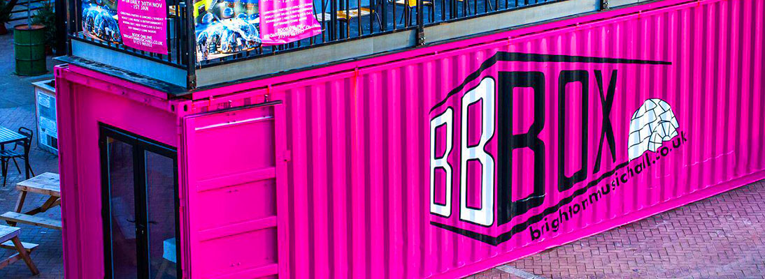 brighton shipping container conversions slide