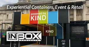 experiential containers event retail