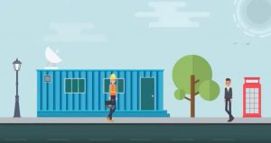 portable offices recycled shipping containers