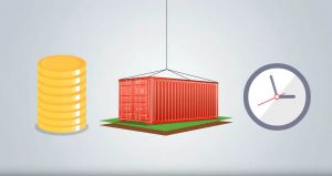 save time money environment recycle shipping containers