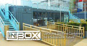 upcycling shipping containers sustainable future