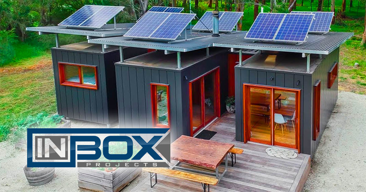 shipping container homes feature