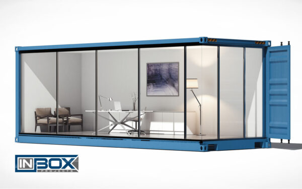 Why the Shipping Container Home Office Option is Better