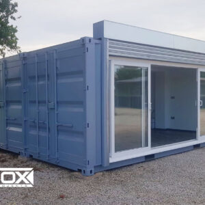 Container Conversions for Equestrian Centre