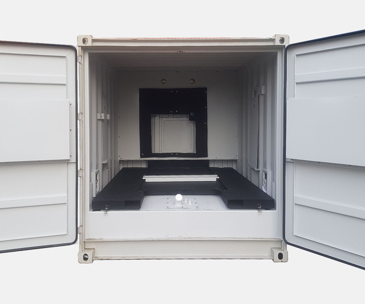 10ft iso container