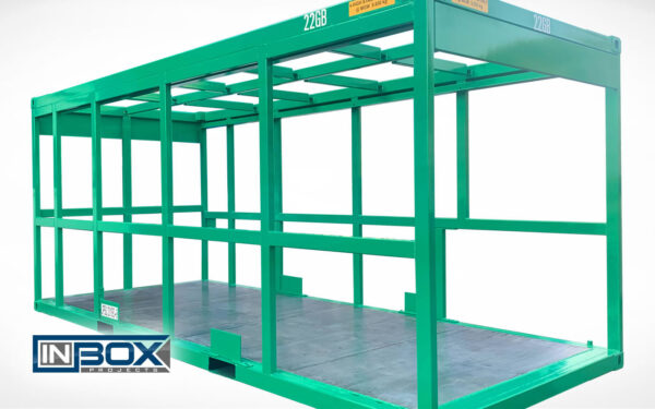 green open frame shipping container thumb